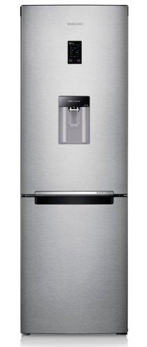 Samsung - RB31FDRNDSA - freestanding - 308 litres - A+ - metallic fridge-freezer - fridge-freezers (freestanding, graphite, metallic, up-right, LED, glass, 308 litres)