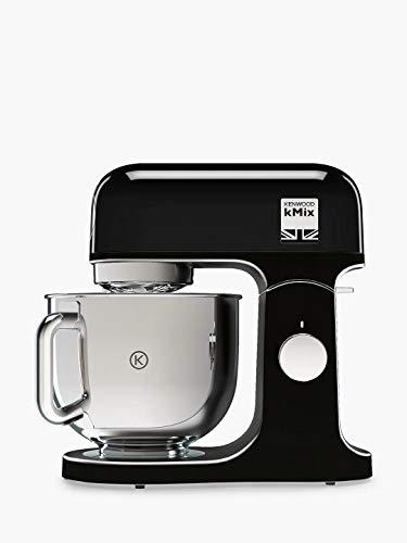 Kenwood KMX750 kMix 5L Stand Mixer with 6 Speed Settings, 1000W - (Black) B+