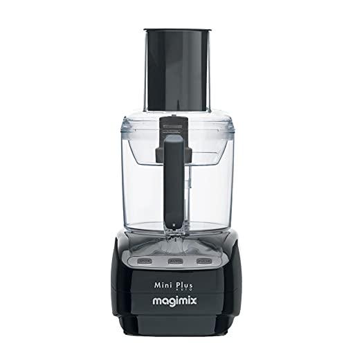 Magimix 18252 Le Mini Plus Food Processor, 1.7 liters, Black