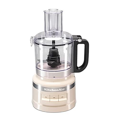 Kitchenaid 1.7L Food Processor Almond Cream 5KFP0719BAC