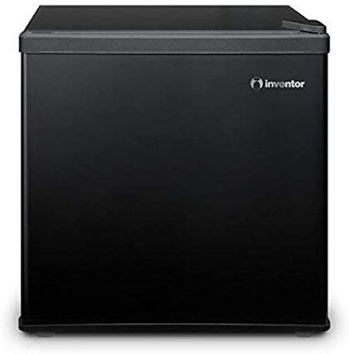 Inventor Mini Fridge 42L, Black, Ideal for Bedroom and small Office space