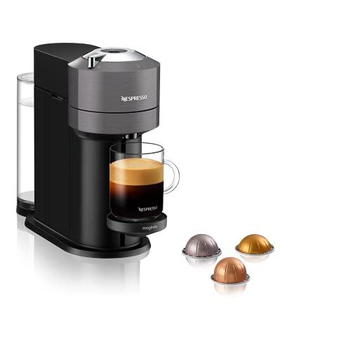 Nespresso Vertuo Next 11707 Coffee Machine by Magimix, Dark Grey