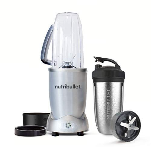 NutriBullet 01410 1200 Series Blender, Stainless Steel