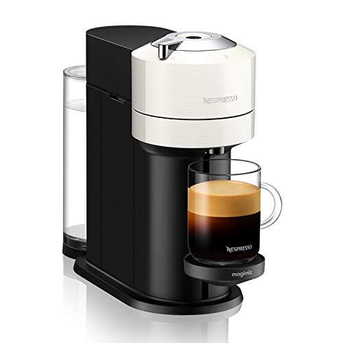 Nespresso Vertuo Next 11706 Coffee Machine by Magimix, White