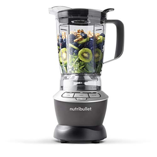 NutriBullet 01319 Full Size 1.6L Jug with 2 Speeds & Pulse Nutrient Extraction Technology, Plastic