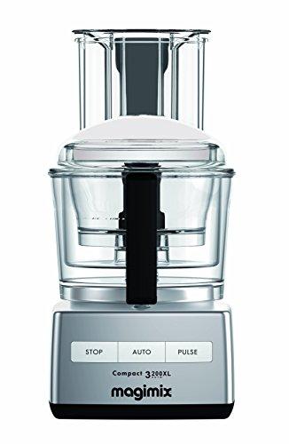 Magimix 18361 3200XL Food Processor, BPA-Free, 650 W, Satin