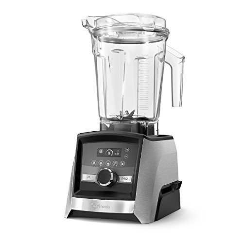 Vitamix A3500 Brushed Blender, Stainless Steel