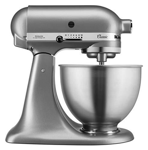 KitchenAid Stand Mixer 'Classic' silver 5K45SSBSL