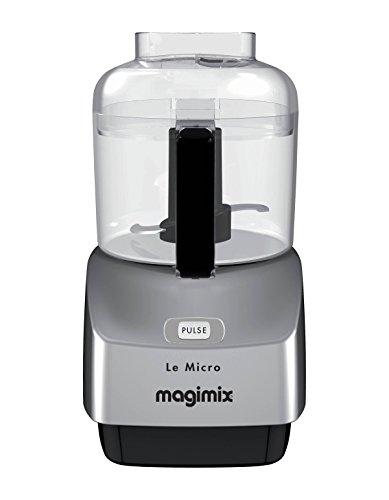 Magimix 18115 Le Micro Mini Chopper, Satin