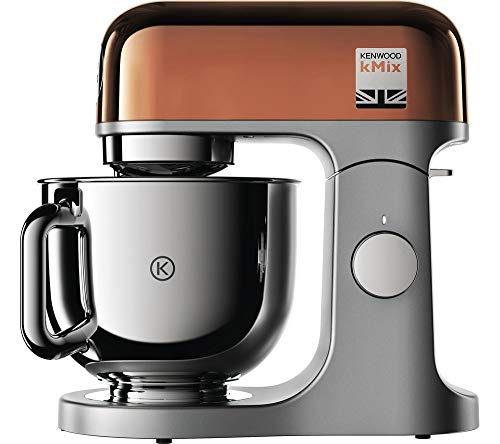KENWOOD kMix KMX760.GD Kitchen Stand Mixer Machine - Rose Gold