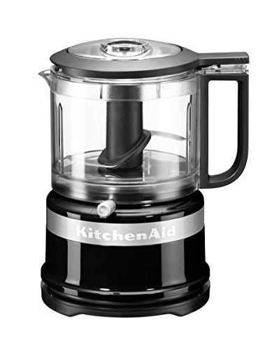 KitchenAid 5KFC3516 Classic Mini Food Processor, 830 ml, 240 W, Onyx Black