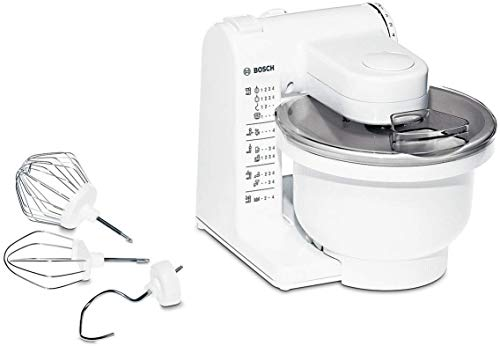 Bosch MUM4405 food processor - food processors (White, 220-240 Hz)
