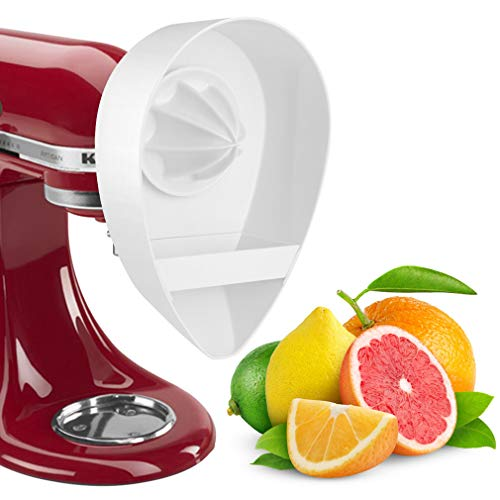 Gdrtwwh Citrus Juicer Attachment Compatible with All KitchenAid Stand Mixers and Cuisinart SM-50 Series