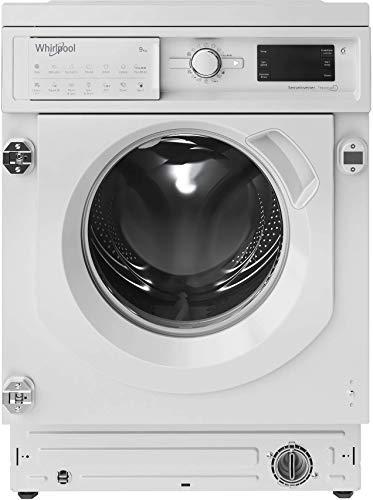 Whirlpool BIWMWG91484 Integrated Washing Machine, 9kg, 1400 rpm
