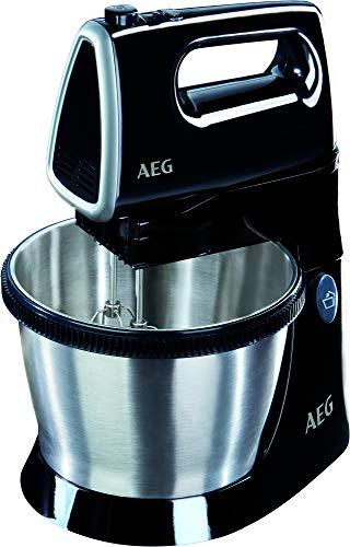 AEG SM3300 Pastry Blender with Bowl 3Series - Black