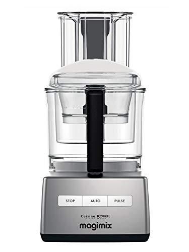 Magimix 5200XL Premium Food Processor, Satin