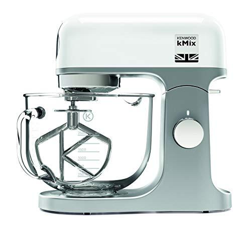 Kenwood kMix Stand Mixer, 1000 W, White