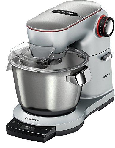 Bosch OptiMUM MUM9GX5S21 Kitchen Mixer 1.5 kg 1500 W - Platinum Silver