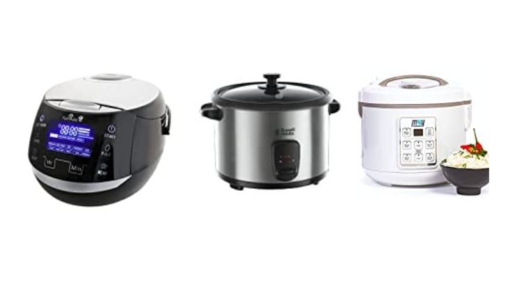 Best Rice Cooker UK 2021 for White, Brown and Jasmine Rice